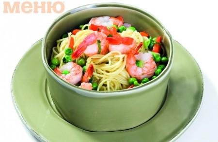 3 рецепта с морепродуктами