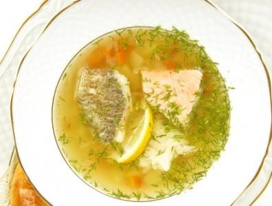 3 рецепта с рыбой