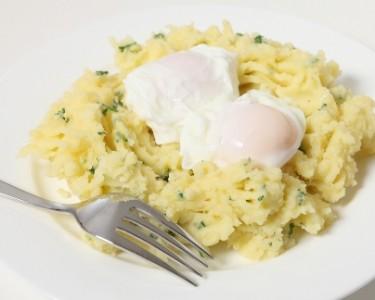 3 рецепта с яйцами