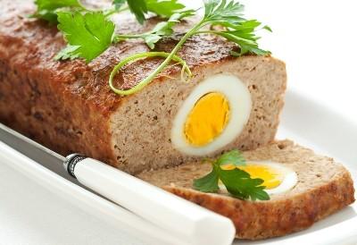 Рецепты с яйцами вкрутую