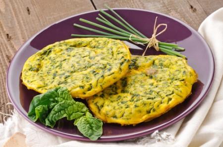 3 рецепта со шпинатом